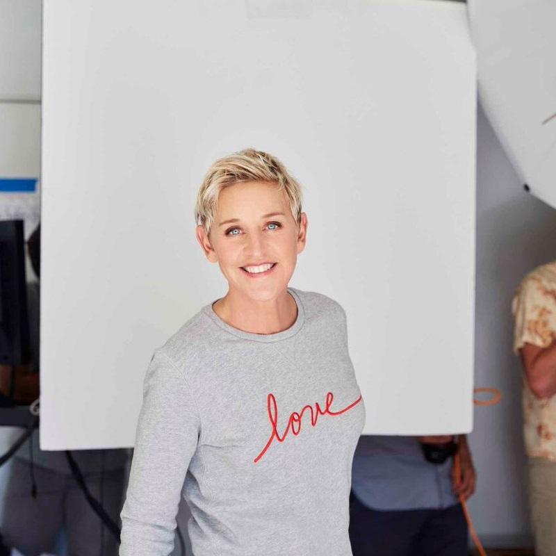 8. Ellen DeGeneres (http://twitter.com/TheEllenShow) – 78 milhões de seguidores - Crédito: Reprodução Twitter/33Giga/ND