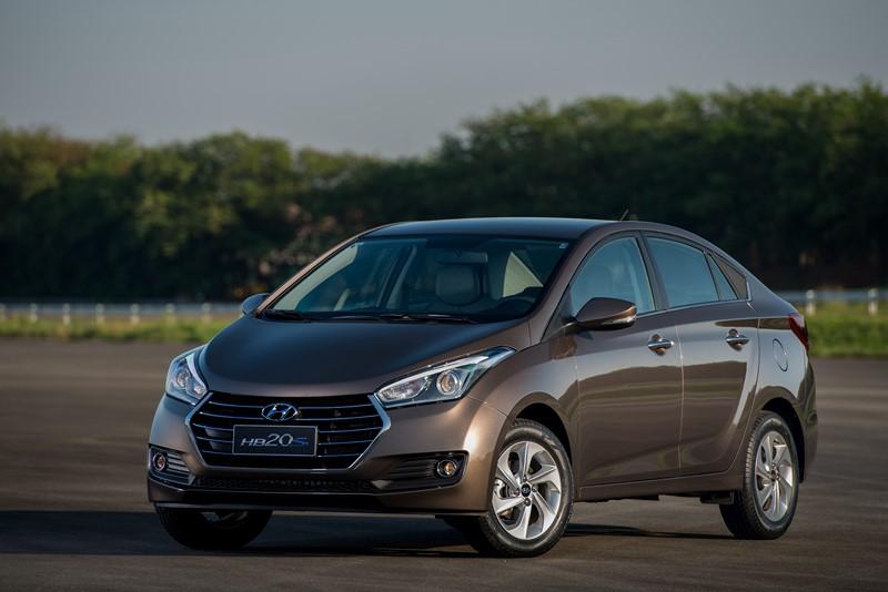 Hyundai HB20S turbo: versão sedã compartilha com o hatch o propulsor de 105 cv e 15 kgfm de torque - Foto: Divulgação - Foto: Divulgação/Garagem 360/ND