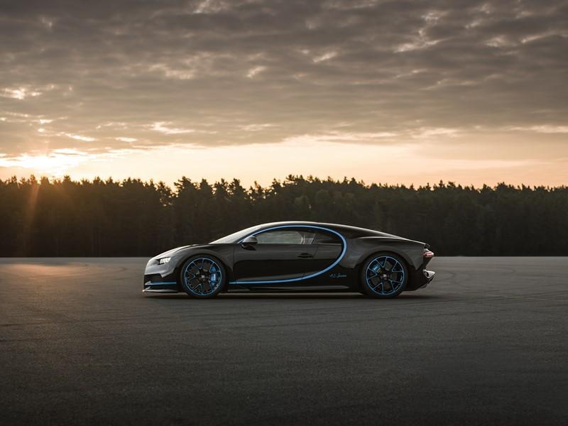 Bugatti Chiron - Foto: Divulgação - Foto: Divulgação/Garagem 360/ND