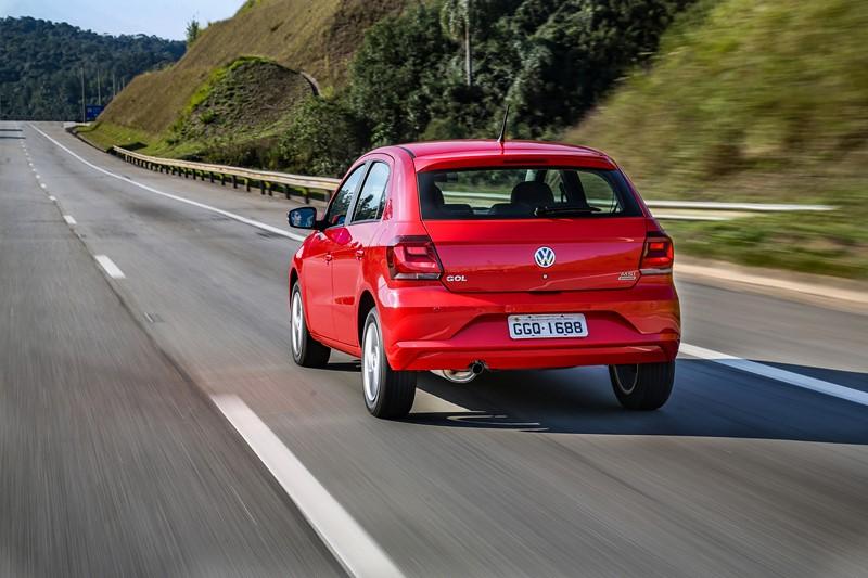 6. Volkswagen Gol – 7.275 unidades - Foto: Divulgação - Foto: Divulgação/Garagem 360/ND