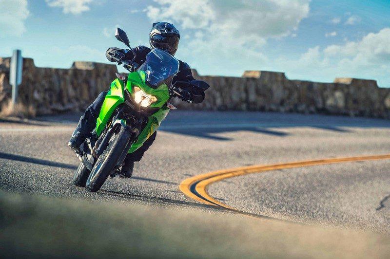 Kawasaki Versys X 300 Tourer - Foto: Divulgação - Foto: Divulgação/Garagem 360/ND