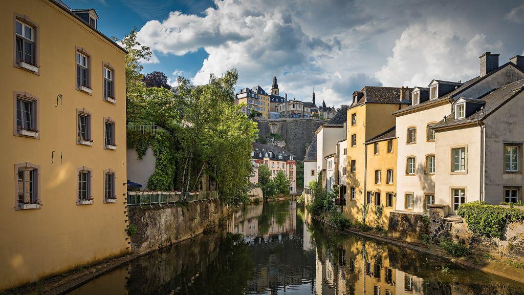 44 - Luxemburgo - 77,15% - Pixabay - Pixabay /Rota de Férias/ND