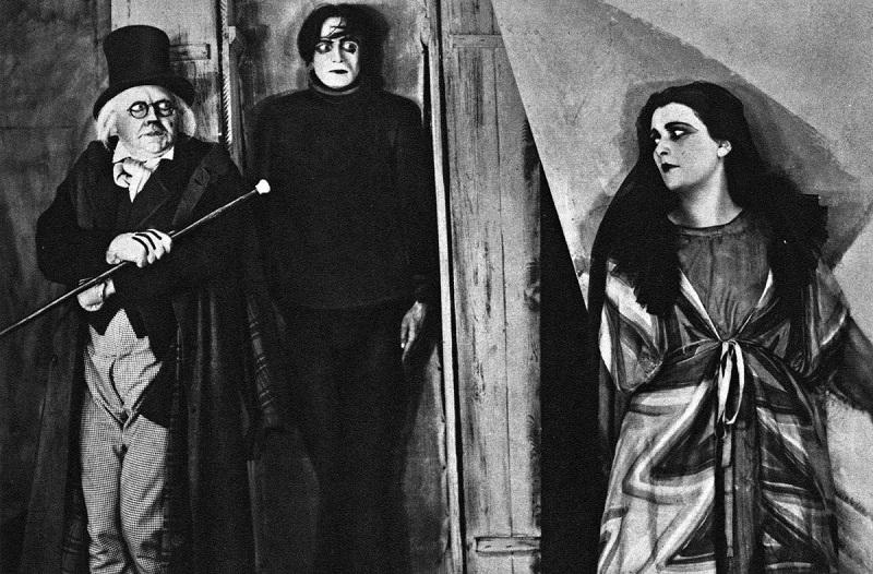 7. O Gabinete do Dr. Caligari (1920) – Nota 8,1 - Crédito: Divulgação/33Giga/ND