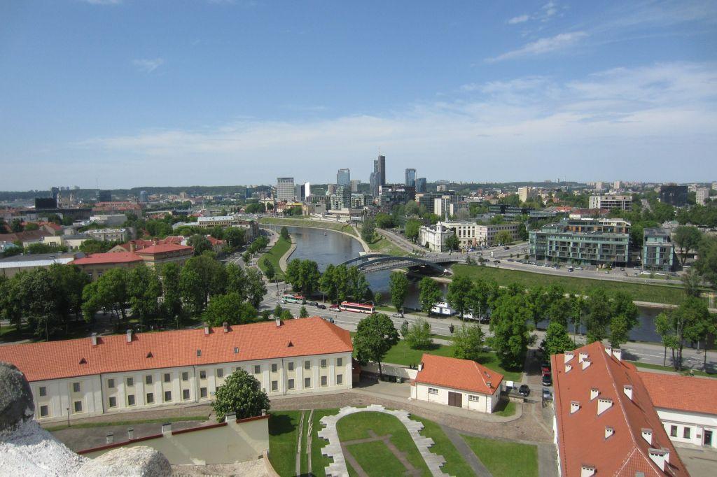 43 - Vilnius, Lituânia - 77.56 % - Pixabay - Pixabay /Rota de Férias/ND