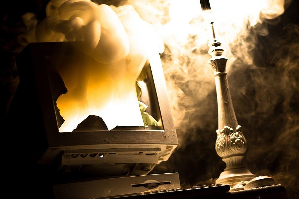 """Vírus que podem destruir seu PC: Nos primórdios da internet, e-mails circularam dizendo que o arquivo """"jdbgmgr.exe"""", que possui um ursinho como ícone, era um vírus e que deveria ser apagado imediatamente do computador. O problema é que o executável não era malicioso, mas um componente necessário do Windows. Ao deletá-lo, o PC entrava em pane. - Crédito: Drew Coffman via VisualHunt / CC BY/33Giga/ND"""