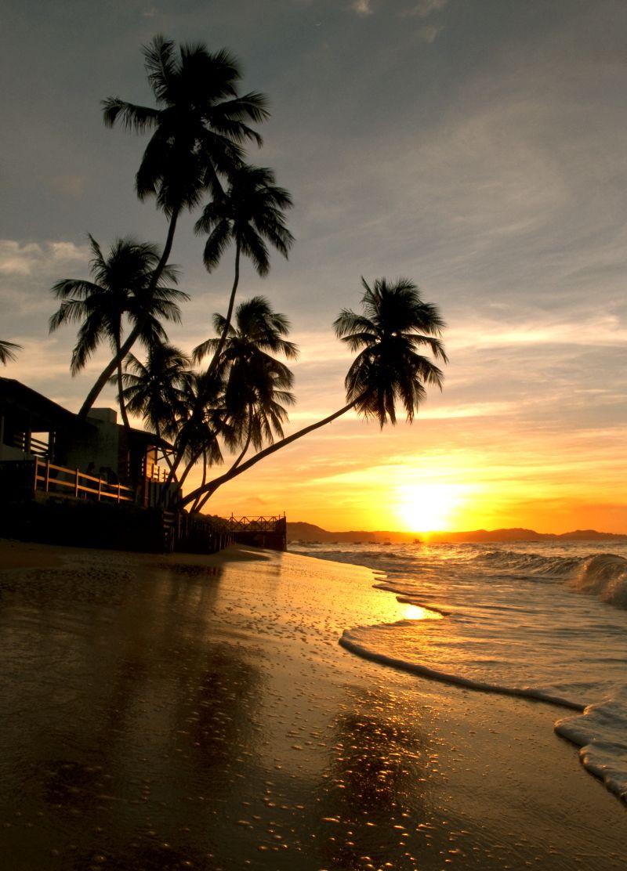 Ver o pôr do sol na Praia da Pipa (RN) é inesquecível - Giiovanni Sérgio - Giiovanni Sérgio/Rota de Férias/ND