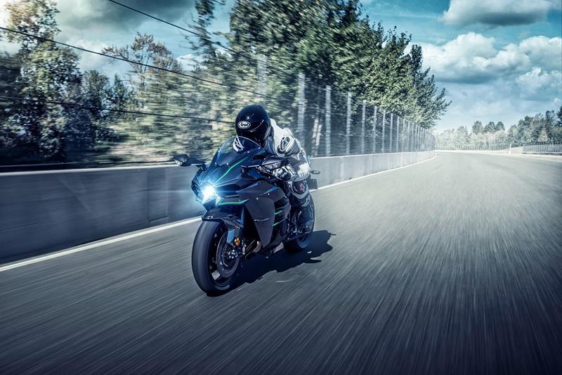 Kawasaki Ninja H2 - Foto: Divulgação - Foto: Divulgação/Garagem 360/ND