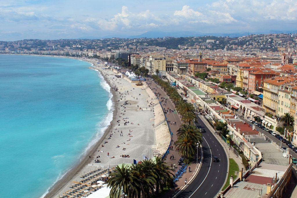 42 - Nice, França - 77.88 % - Pixabay - Pixabay /Rota de Férias/ND