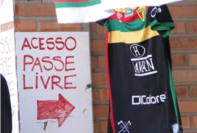 Brusque x Ituano, semifinais da Série D 2019 - Diogo de Souza/ND