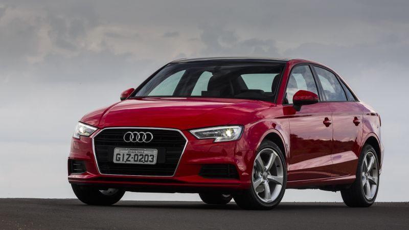 Audi vai repor gratuitamente grades furtadas dos modelos A3, A4 e Q3 - Foto: Divulgação
