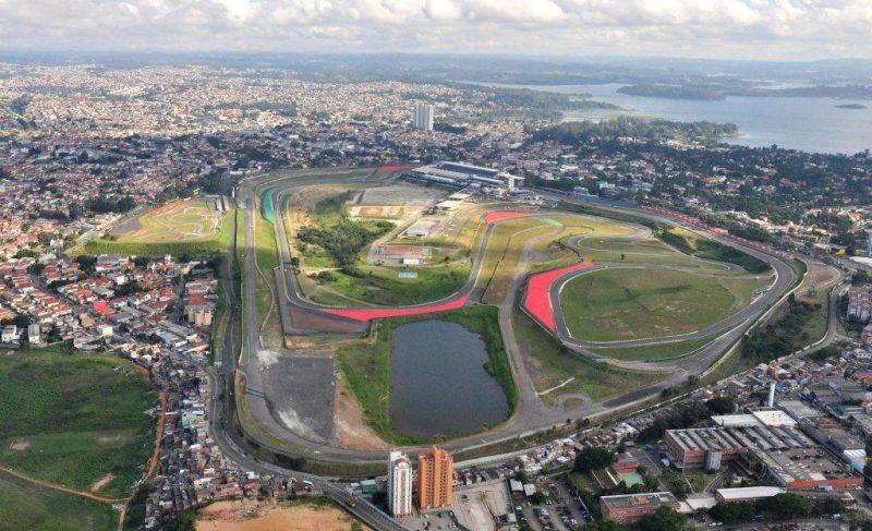 Autódromo de Interlagos em São Paulo; pista confirmada na maior modalidade do automobilismo pelos próximos cinco anos – Foto: José Cordeiro/SPTuris/Divulgação/ND