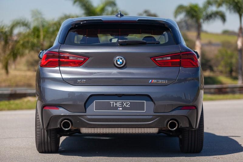 BMW lança versão esportiva do X2 - Foto: Divulgação - Foto: Divulgação/Garagem 360/ND
