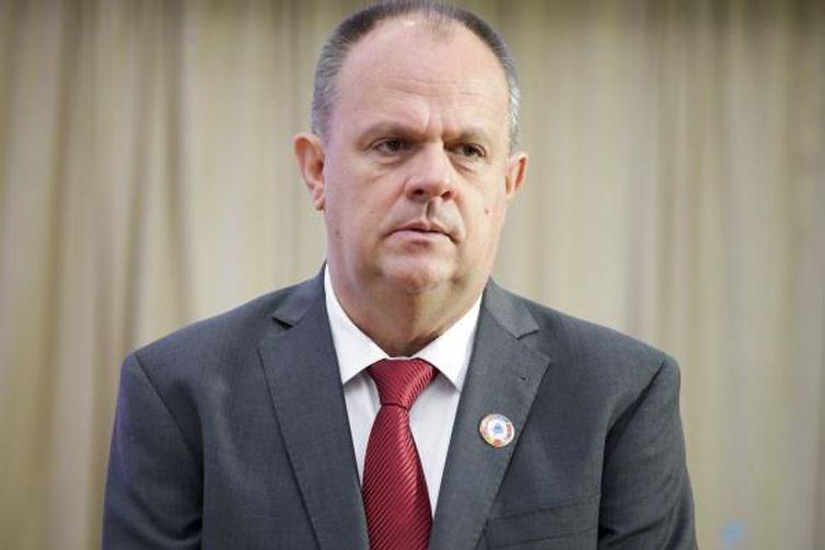 O candidato ao governo de Sergipe, Belivaldo Chagas do PSD – PSD/Divulgação/ND