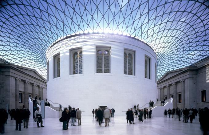 British Museum, Londres, Inglaterra - Divulgação - Divulgação /Rota de Férias/ND