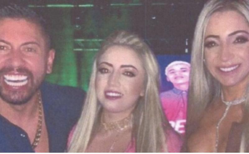 A família Brites em foto nas redes sociais: caso chocou o país – Reprodução
