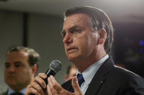 Segundo Bolsonaro, a intenção das ONGs é se opor ao governo federal – Carolina Antunes/PR/Divulgação/ND