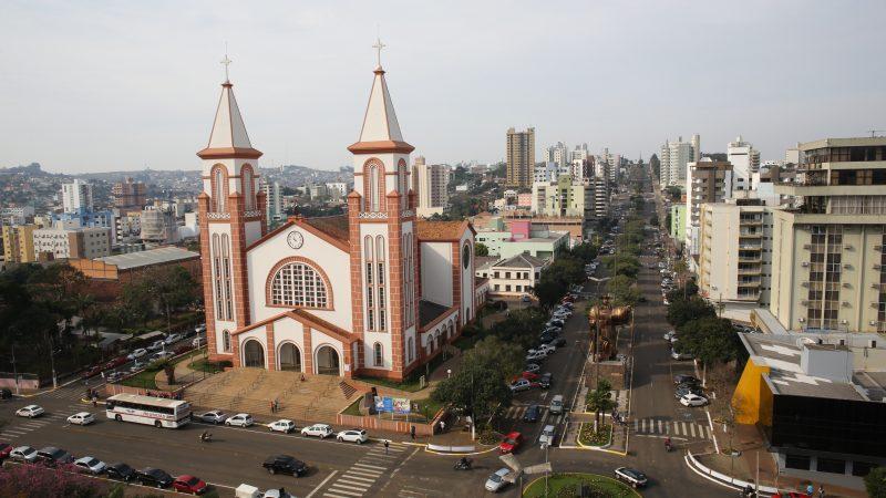 Chapecó conta com aproximadamente 240 mil habitantes – Foto: Prefeitura de Chapecó/Divulgação/ND