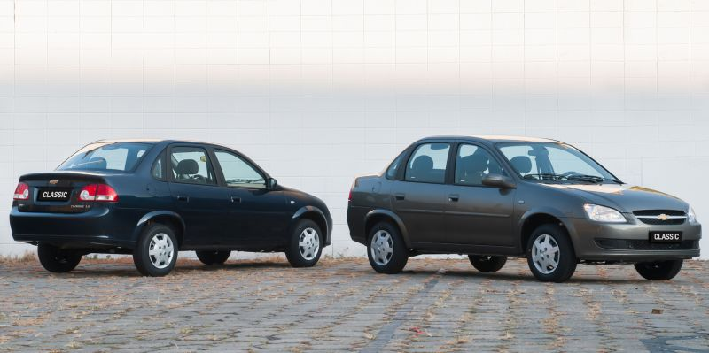 Chevrolet Classic: uma estrela para adultos e crianças - Foto: Divulgação - Foto: Divulgação/Garagem 360/ND