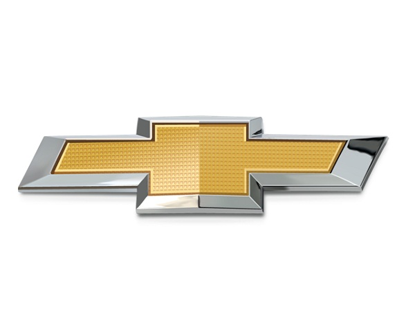 Diversas teorias cercam a origem do logo da Chevrolet, mas a explicação da marca é que o símbolo foi inspirado em um papel de parede de um hotel francês - Divulgação - Divulgação/Garagem 360/ND