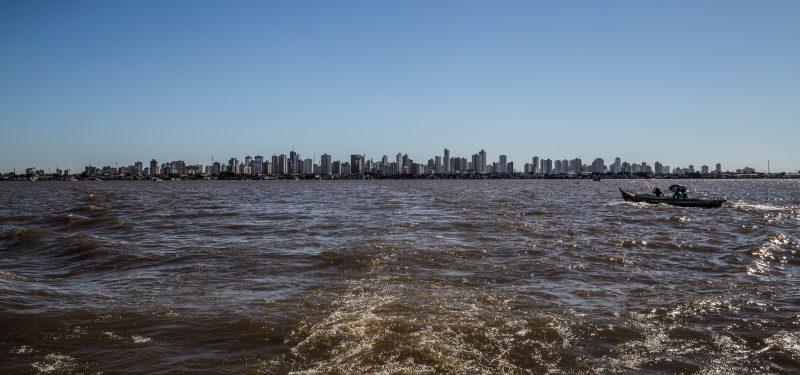 Cidade de Belém vista das ilhas (PA) - Anderson Coelho/ND