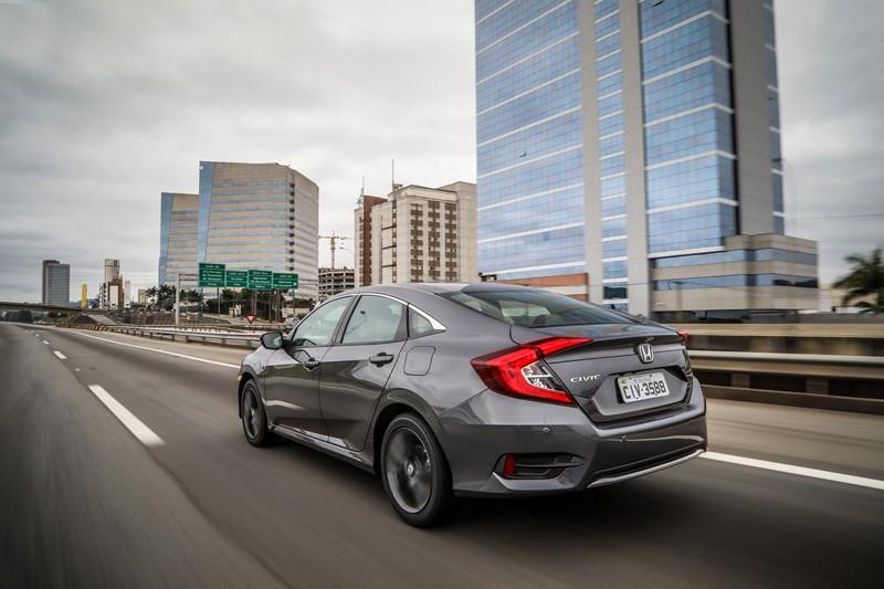 Honda lança primeiro facelift da geração atual do Civic - Foto: Divulgação - Foto: Divulgação/Garagem 360/ND