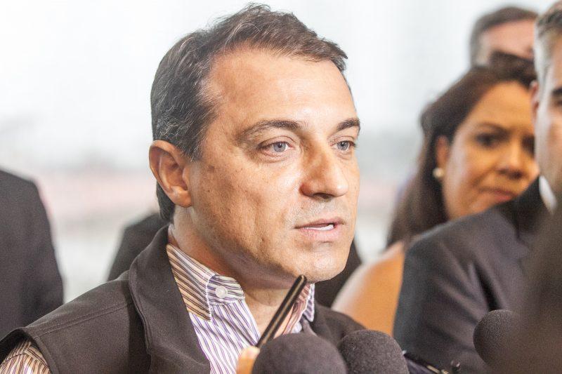 Governador determinou que a secretaria da Educação faça as correções necessária no Currículo Base – Arquivo/Marco Santiago/ND