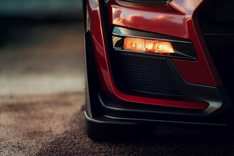 Ford Mustang Shelby GT500 2020 - Foto: Divulgação - Foto: Divulgação/Garagem 360/ND