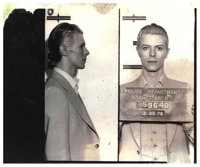 David Bowie - Foto: Divulgação/33Giga/ND