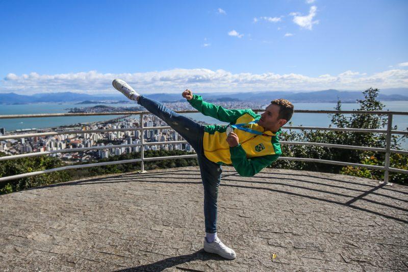Brose atualmente ocupa a 12ª posição no ranking Olímpico, que classifica os quatro melhores colocados para as Olimpíadas de Tóquio – Anderson Coelho/ND