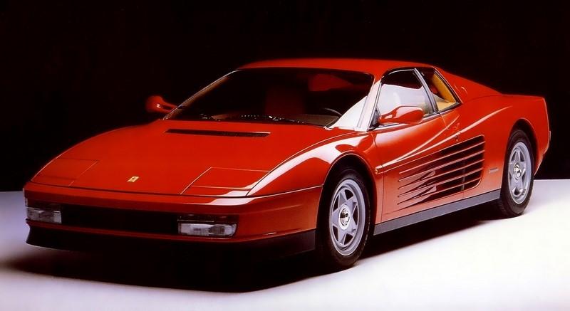 Ferrari Testarossa: ícone dos anos 1980, o esportivo marcou época com suas linhas quadradas. Isso até a Ferrari tentar deixá-la mais arredondada... - Foto: chal70 on Visualhunt.com / CC BY-NC-SA - Foto: chal70 on Visualhunt.com / CC BY-NC-SA/Garagem 360/ND
