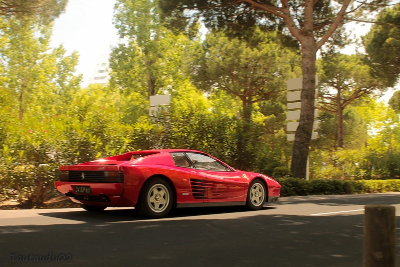 Ferrari Testarossa - Foto: tautaudu02 on Visualhunt / CC BY-NC-SA - Foto: tautaudu02 on Visualhunt / CC BY-NC-SA/Garagem 360/ND