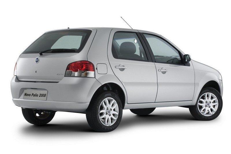 Fiat Palio (2007) - Foto: Divulgação - Foto: Divulgação /Garagem 360/ND