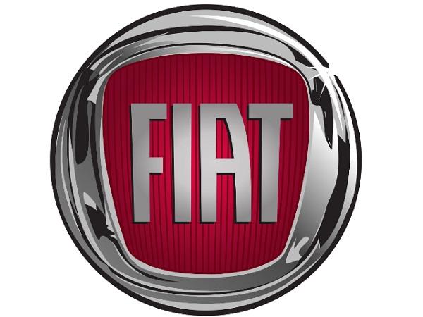 O logo da Fiat traz cada uma das letras de seu nome, sigla de Fabbrica Italiana Automobili Torino (ou Fábrica Italiana de Automóveis de Turim, em português) - Divulgação - Divulgação/Garagem 360/ND