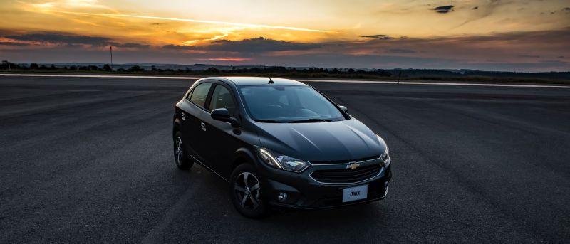 Chevrolet Onix: zero estrela para adultos e três para crianças - Foto: Divulgação - Foto: Divulgação /Garagem 360/ND