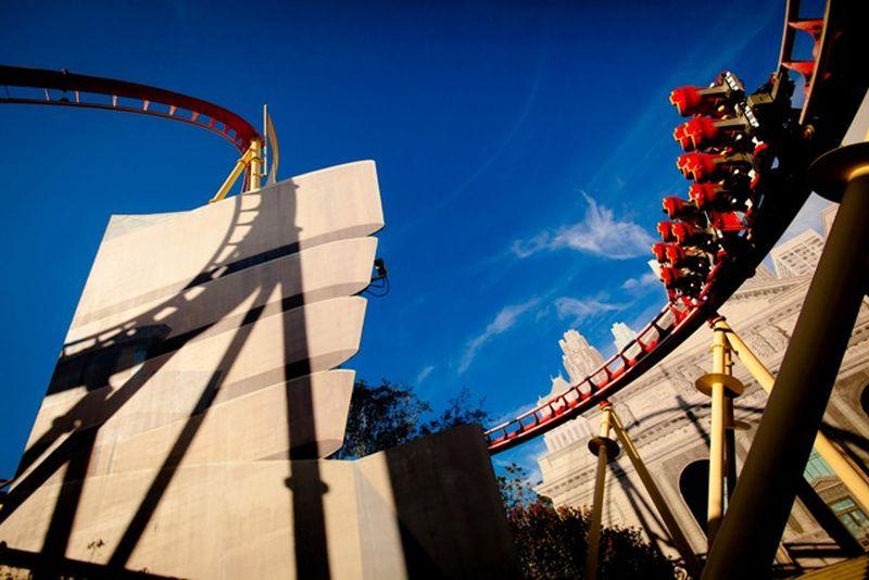 Hollywood Rip Ride Rockit - Foto: Divulgação - Foto: Divulgação/Rota de Férias/ND