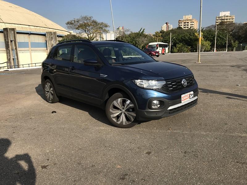 VW T-Cross foi avaliado durante uma semana - Foto: Leo Alves/Garagem360 - Foto: Leo Alves/Garagem360/Garagem 360/ND