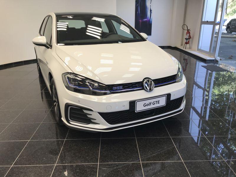Volkswagen apresenta versão híbrida do Golf no Brasil - Foto: Leo Alves/Garagem360 - Foto: Leo Alves/Garagem360/Garagem 360/ND