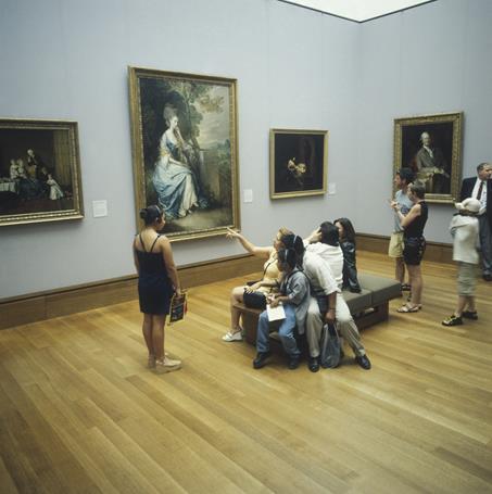 Museu J. Paul Getty, Califórnia, EUA - Divulgação - Divulgação /Rota de Férias/ND