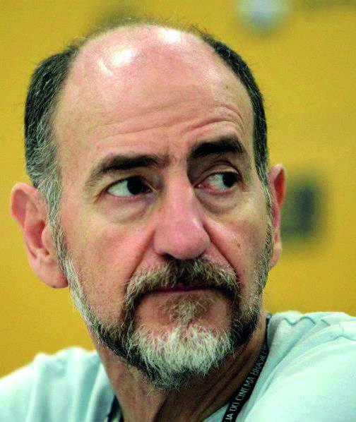 José Geraldo Couto participa do Círculo de Leitura de Florianópolis nesta quinta-feira (29) – Divulgação