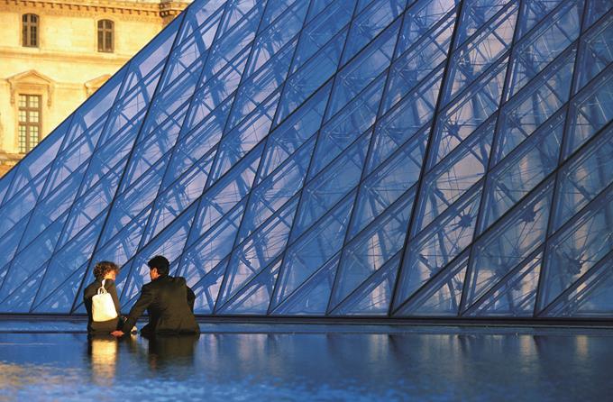 Museu do Louvre, Paris, França - Divulgação - Divulgação /Rota de Férias/ND