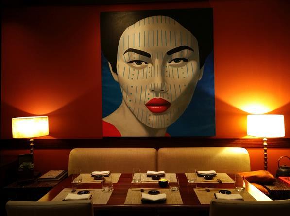 Mee - Restaurante tem linda decoração - Paulo Basso Jr. - Paulo Basso Jr./Rota de Férias/ND