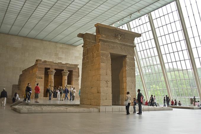 The Metropolitan Museum of Art, Nova York, EUA - Divulgação - Divulgação /Rota de Férias/ND