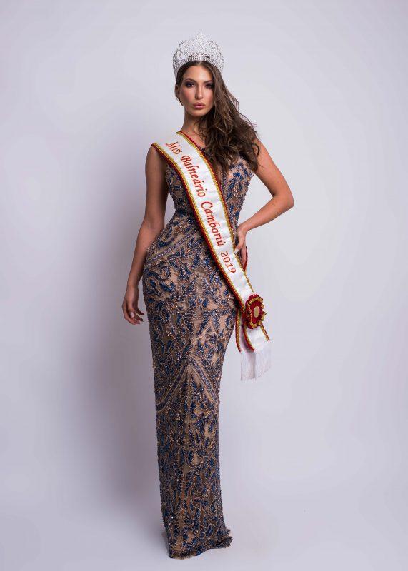 Miss Balneário Camboriú: Catherine Schutte - Steven Queiroz Fotografia/Divulgação/ND