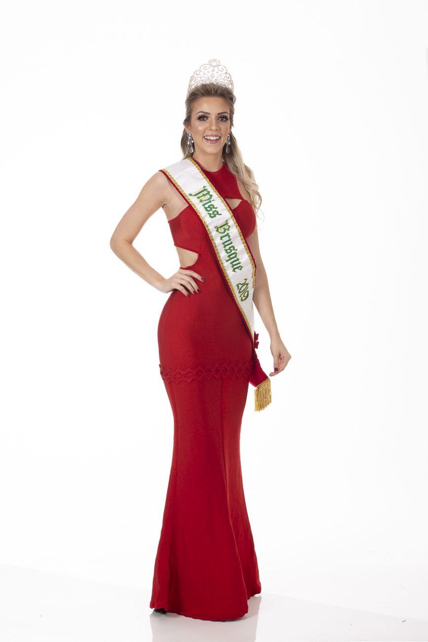 Miss Brusque: Daiane Farinea - Miss SC/Divulgação/ND