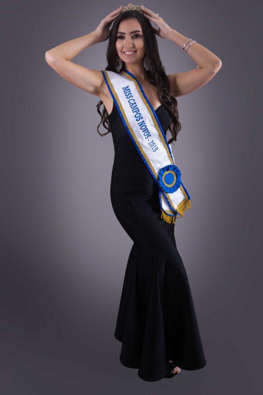 Miss Campos Novos: Poliana Sabei - Miss SC/Divulgação/ND