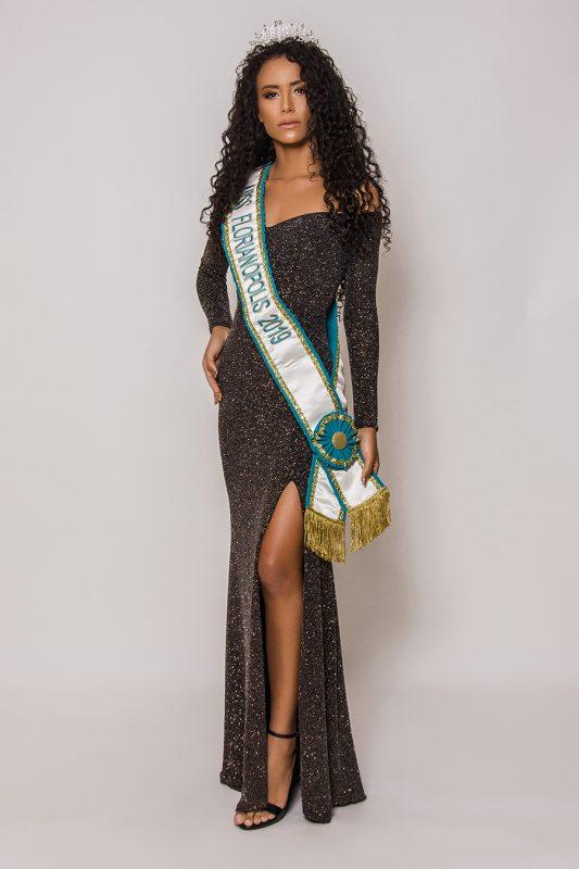 Miss Florianópolis: Luana Campos - Miss SC/Divulgação/ND