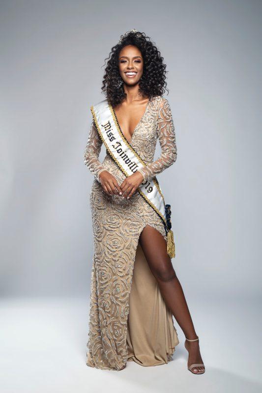 Miss Joinville: Haeixa Pinheiro - Arthur Andrade/Divulgação/ND