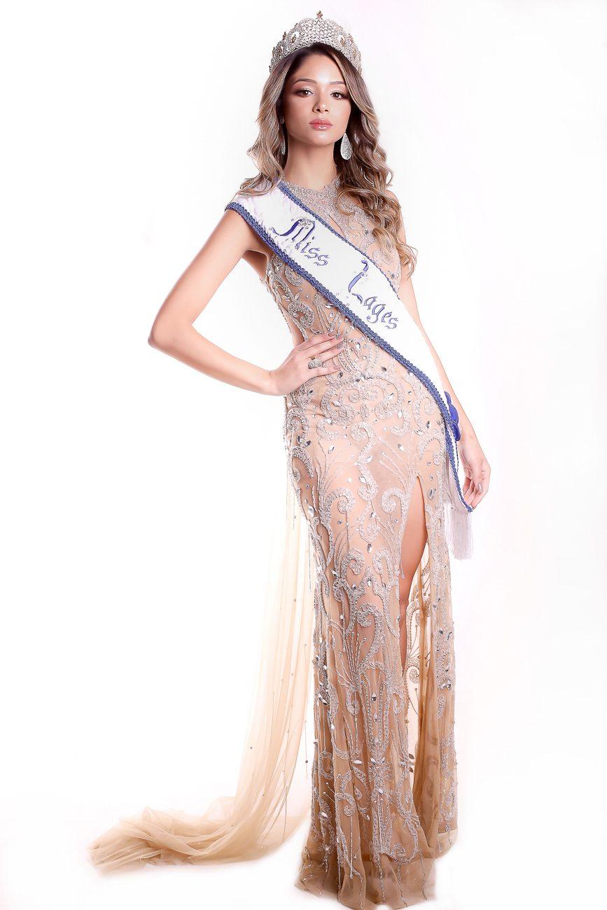 Miss Lages: Ellen Waltrick - Miss SC/Divulgação/ND