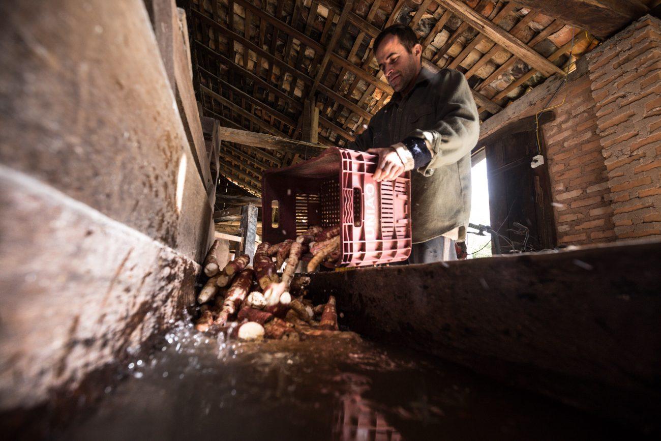 Moinho de farinha ribeirão da Ilha - Anderson Coelho/ND