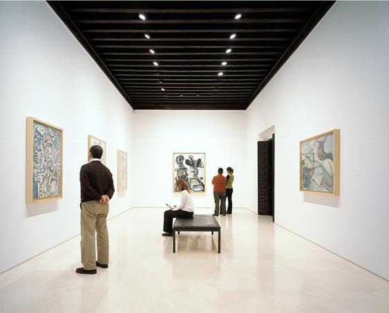 Museu Picasso, Málaga, Espanha - Divulgação - Divulgação /Rota de Férias/ND